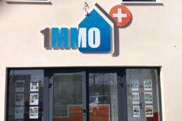 Enseigne & signalétique - Studio OnOz - Agence de communication   Gard - Nîmes   Haute-Garonne - Toulouse